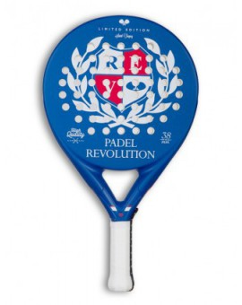 PALA PADEL SAINT TROPEZ ROYAL MATE 100% CARBONO