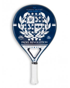 PALA PADEL CLASSIC EDITION BLUE FORCE 1.0 100% CARBONO